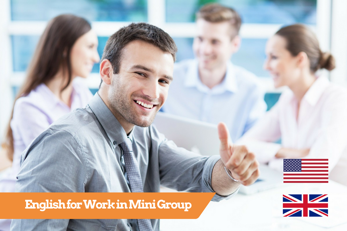 english for work mini group